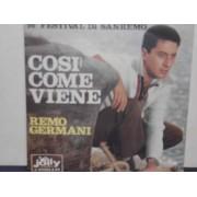 COSI' COME VIENE / PARTIVO