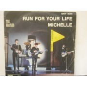 """RUN FOR YOUR LIFE - 7"""" ITALY"""