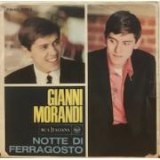 """NOTTE DI FERRAGOSTO - 7"""" ITALY"""