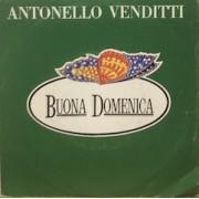 """BUONA DOMENICA - 7"""" ITALY GREEN"""
