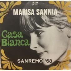 """CASA BIANCA  - 7"""" ITALY"""