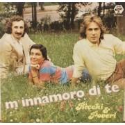 """M'INNAMORO DI TE - 7"""" ITALY"""