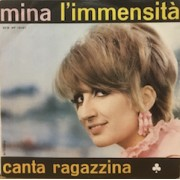 "L'IMMENSITA' - 7"" ITALY"