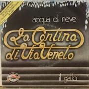 """ACQUA DI NEVE - 7"""" ITALY"""