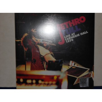 LIVE AT CARNEGIE HALL 1970 - 2 LP