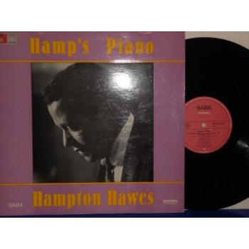 HAMP'S PIANO - 1°st GERMANY