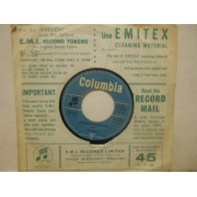 "CHATTANOOGA CHOO CHOO - 7"" GERMANY"