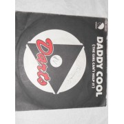 """DADDY COOL  / MEDLEY - 7"""" ITALY"""