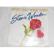 """SEND ONE YOUR LOVE - 7"""" USA"""