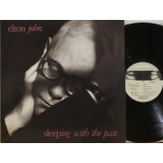 SLEEPING WITH THE PAST - LP NETHERLANDS