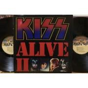 ALIVE II - 2 LP USA