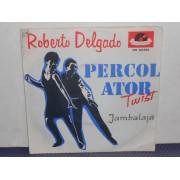 "PERCOLATOR / JAMBALAYA - 7"" ITALY"