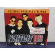 BACKSTREET BOYS - CD