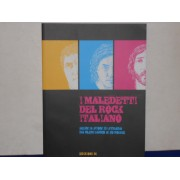 I MALEDETTI DEL ROCK ITALIANO  - BOOK