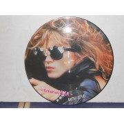 """MADONNA WITH LOVE - 12"""" PICTURE DISC"""