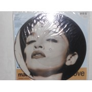"""JUSTIFY MY LOVE - 12"""" PICTURE DISC"""