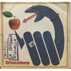 """DISCOBRA - 7"""" ITALY"""