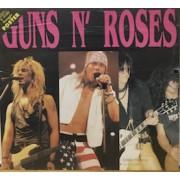 GUNS N' ROSES - BOOK + POSTER