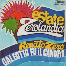 """GALEOTTO FU IL CANOTTO - 7"""" ITALY"""