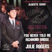 PIERO PICCIONI-JULIE ROGERS - FUMO DI LONDRA