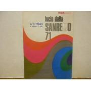 4 - 3 - 1943  SPARTITO MUSICALE