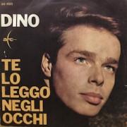 """TE LO LEGGO NEGLI OCCHI - 7"""" ITALY"""