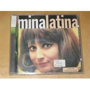 MINA LATINA - CD