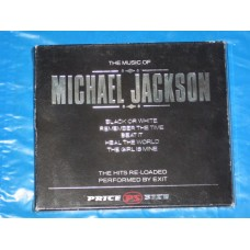 THE MUSIC OF MICHAEL JACKSON - THE HITS RE-LOADED - CD