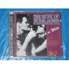 THE MUSIC OF MICHAEL JACKSON (16 INSTRUMENTAL HITS) - CD