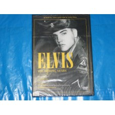 ELVIS THE MISSING YEARS - DVD + CD