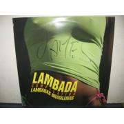 LAMBADA COMPILATION LAMBADAS BRASILEIRAS - LP ITALY