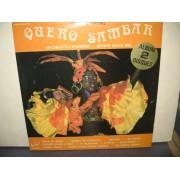 QUERO SAMBAR - 2 LP