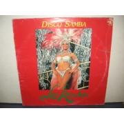"""DISCO SAMBA - 12"""" ITALY"""