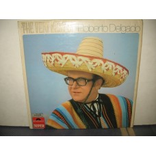 THE VERY BEST OF ROBERTO DELGADO - LP UK