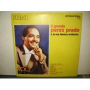 IL GRANDE PEREZ PRADO - LP ITALY