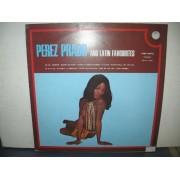 PEREZ PRADO AND LATIN FAVOURITES - LP ITALY