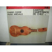CANTOS CAMPESINOS DE CHILE VOL.1 - LP ITALY