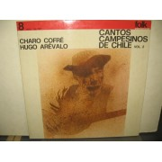 CANTOS CAMPESINOS DE CHILE VOL.2 - LP ITALY