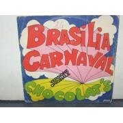 """BRASILIA CARNAVAL / CHOCOLATE SAMBA - 7"""" ITALY"""