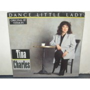 """DANCE LITTLE LADY / I'LL GO WHERE THE MUSIC TAKES ME - 7"""" ITALY"""