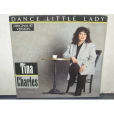 "DANCE LITTLE LADY / I'LL GO WHERE THE MUSIC TAKES ME - 7"" ITALY"
