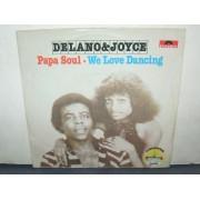 """PAPA SOUL / WE LOVE DANCING - 7"""" ITALY"""