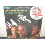 LET'S GO TO THE DISCO / TO EACH HIS OWN