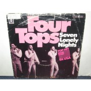 """SEVEN LONELY NIGHTS - 7"""" GERMANY"""