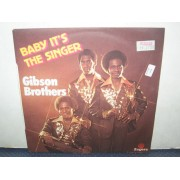 "BABY IT'S THE SINGER / TOO LATE BABY - 7"" FRANCIA"