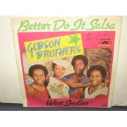 """BETTER DO IT SALSA / WEST INDIES - 7"""" GERMANY"""