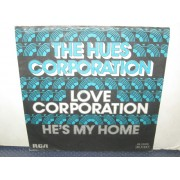 LOVE CORPORATION / HE'S MY HOME