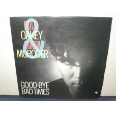 """GOOD-BYE BAD TIMES - 7"""" ITALY"""