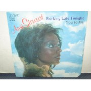 "WORKING LATE TONIGHT / YOU TO ME - 7"" ITALY"