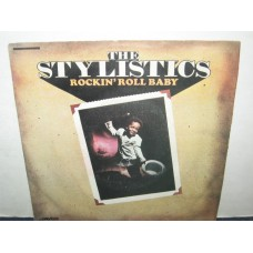"ROCKIN' ROLL BABY / I WON'T GIVE YOU UP - 7"" USA"